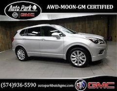 2016 Buick Envision Premium I SUV for Sale in Plymouth, IN at Auto Park Buick GMC