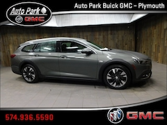 New 2019 Buick Regal TourX Preferred Wagon W04GU8SXXK1015589 for Sale in Plymouth, IN at Auto Park Buick GMC