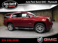 New 2020 GMC Yukon SLE SUV 1GKS2AKC5LR106206 for Sale in Plymouth, IN at Auto Park Buick GMC