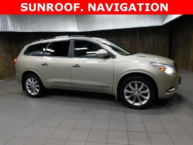 Used 2014 Buick Enclave Premium SUV for Sale in Plymouth, IN at Auto Park Buick GMC