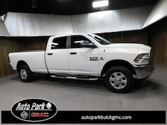 Used 2013 Ram 3500 SLT 4x4 Truck Crew Cab 3C63R3HL3DG555858 for Sale in Plymouth, IN at Auto Park Buick GMC