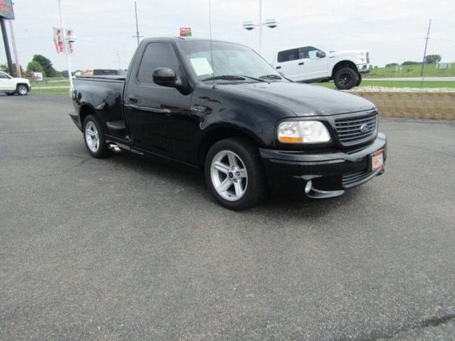 2001 Ford F-150 SVT Lightning Truck Regular Cab
