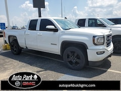 Used 2019 GMC Sierra 1500 Limited Base Truck Double Cab 2GTV2LEC7K1101936 for Sale in Plymouth, IN at Auto Park Buick GMC