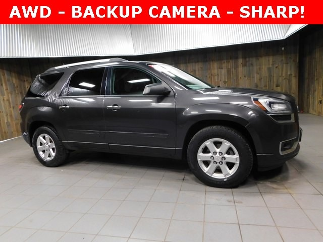 Used 2014 GMC Acadia For Sale in Plymouth IN Near South Bend & Mishawaka IN  | B01640