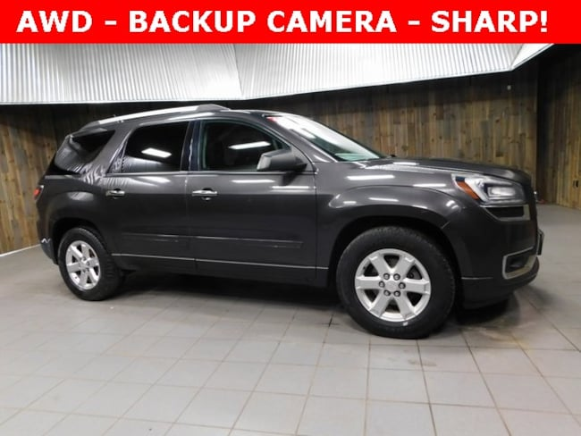 Acadia For Sale >> Used 2014 Gmc Acadia For Sale In Plymouth In Near South Bend