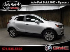 New 2019 Buick Encore Preferred SUV KL4CJASB9KB764154 for Sale in Plymouth, IN at Auto Park Buick GMC