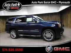 New 2020 GMC Yukon SLT SUV 1GKS2BKC5LR101707 for Sale in Plymouth, IN at Auto Park Buick GMC