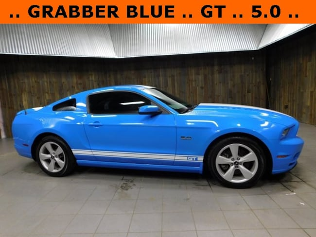 Used 2014 Ford Mustang Coupe for Sale in Plymouth, IN at Auto Park Buick GMC