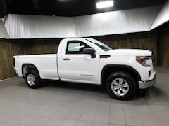 New 2020 GMC Sierra 1500 Base Truck Regular Cab 3GTN9AEF7LG170175 for Sale in Plymouth, IN at Auto Park Buick GMC