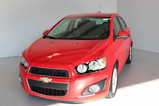 used 2015 chevrolet sonic for sale plymouth in