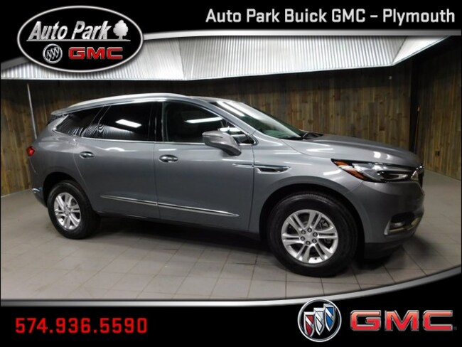 New 2019 Buick Enclave Premium SUV 5GAEVBKWXKJ110248 for Sale in Plymouth, IN at Auto Park Buick GMC