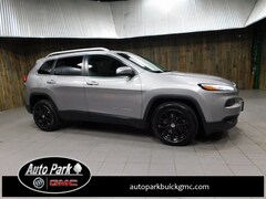 Used 2016 Jeep Cherokee Latitude FWD SUV 1C4PJLCS0GW106515 for Sale in Plymouth, IN at Auto Park Buick GMC
