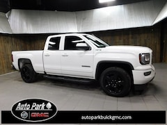 Used 2019 GMC Sierra 1500 Limited Base Truck Double Cab 2GTV2LEC3K1106003 for Sale in Plymouth, IN at Auto Park Buick GMC