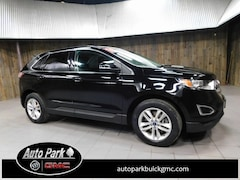 Used 2016 Ford Edge SEL SUV 2FMPK4J86GBB68136 for Sale in Plymouth, IN at Auto Park Buick GMC