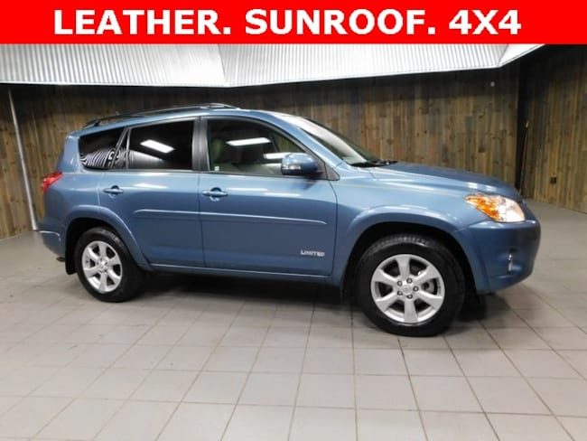 Used 2012 Toyota RAV4 Limited V6 4WD SUV for Sale in Plymouth, IN at Auto Park Buick GMC
