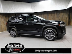 New 2020 GMC Acadia AT4 SUV 1GKKNLLS0LZ192534 for Sale in Plymouth, IN at Auto Park Buick GMC