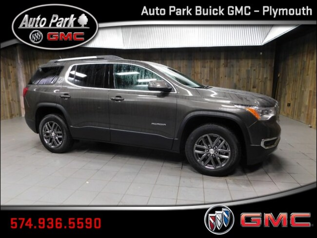 New 2019 GMC Acadia SLT-1 SUV 1GKKNULS4KZ148458 for Sale in Plymouth, IN at Auto Park Buick GMC