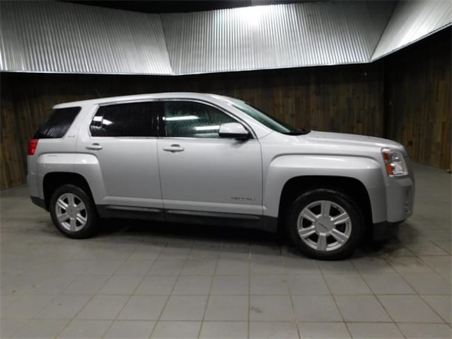 Used 2014 GMC Terrain SLE-1 SUV for Sale in Plymouth, IN at Auto Park Buick GMC