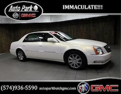 2006 CADILLAC DTS Sedan for Sale in Plymouth, IN at Auto Park Buick GMC