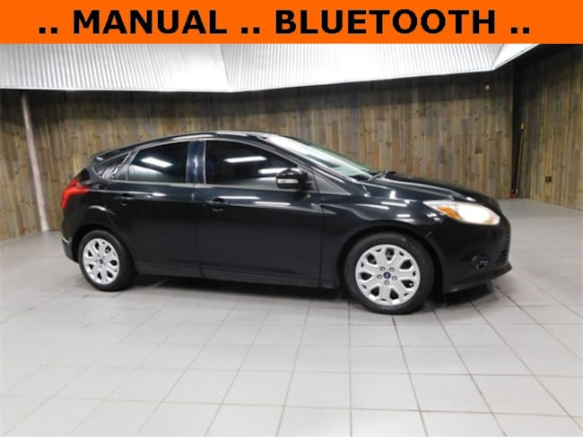 Used 2013 Ford Focus SE Hatchback for Sale in Plymouth, IN at Auto Park Buick GMC