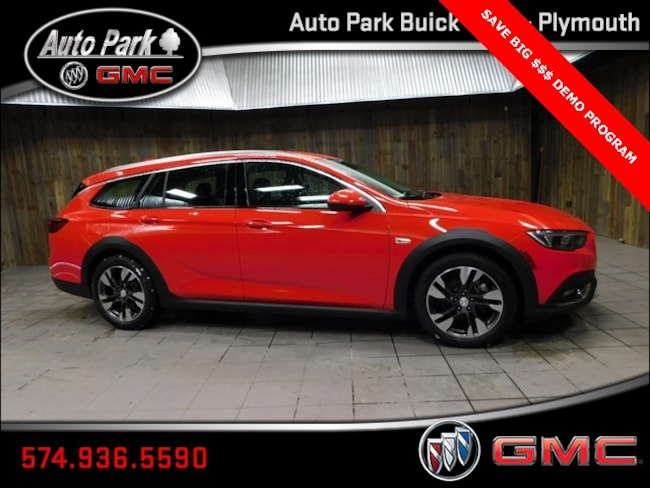 New 2019 Buick Regal TourX Essence Wagon W04GV8SXXK1004007 for Sale in Plymouth, IN at Auto Park Buick GMC