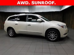 Used 2013 Buick Enclave Leather SUV 5GAKVCKD3DJ262110 for Sale in Plymouth, IN at Auto Park Buick GMC
