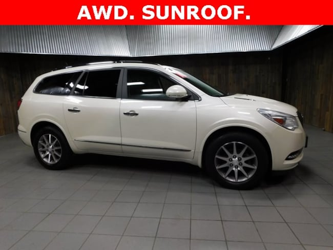 Used 2013 Buick Enclave Leather SUV for Sale in Plymouth, IN at Auto Park Buick GMC
