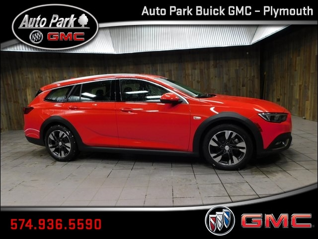 2019 Buick Regal TourX Wagon