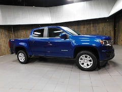 Used 2019 Chevrolet Colorado LT Truck Crew Cab 1GCGTCEN5K1234238 for Sale in Plymouth, IN at Auto Park Buick GMC