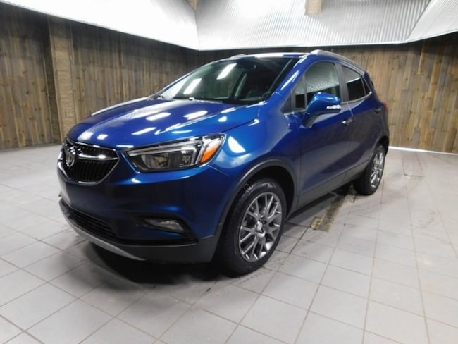 New 2019 Buick Encore For Sale in Plymouth IN Near South Bend & Mishawaka  IN | 791267