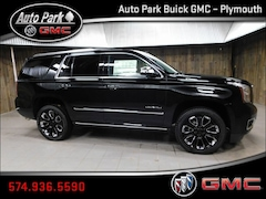 New 2019 GMC Yukon Denali SUV 1GKS2CKJ1KR212144 for Sale in Plymouth, IN at Auto Park Buick GMC