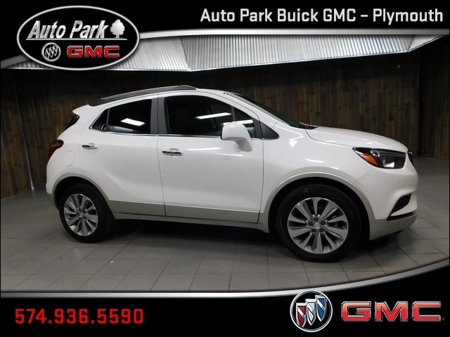 2020 Buick Encore Preferred SUV KL4CJASB5LB004580