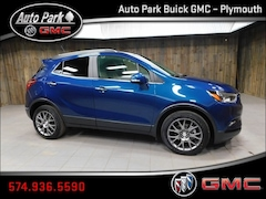 New 2019 Buick Encore Sport Touring SUV KL4CJ1SB1KB824363 for Sale in Plymouth, IN at Auto Park Buick GMC