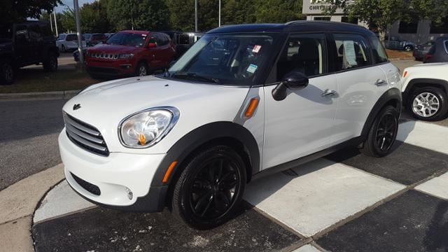 2012 MINI Countryman Cooper Sport Utility Vehicle