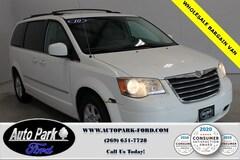 2010 Chrysler Town & Country Touring Minivan/Van in Sturgis, MI