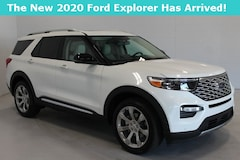 New  2020 Ford Explorer Platinum SUV for Sale in Sturgis, MI