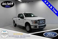 2020 Ford F-150 XLT Truck 1FTFX1E59LKD22886 in Sturgis, MI