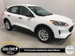 New 2021 Ford Escape S SUV in Sturgis, MI