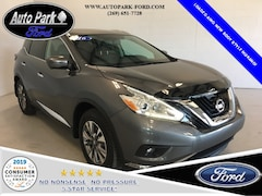 Used 2016 Nissan Murano SL SUV 5N1AZ2MHXGN148882 for Sale in Plymouth, IN at Auto Park Buick GMC