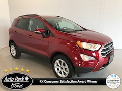 New 2021 Ford EcoSport SE Crossover for Sale in Sturgis, MI