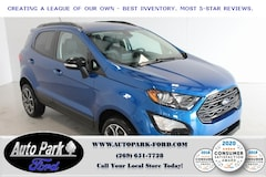 2019 Ford EcoSport SES Crossover in Sturgis, MI