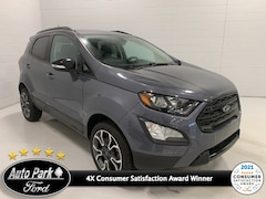New 2020 Ford EcoSport SES Crossover for sale in Bremen, IN