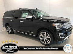 2021 Ford Expedition Max Platinum SUV in Sturgis, MI