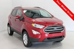 2019 Ford EcoSport SE Crossover in Sturgis, MI