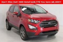 2018 Ford EcoSport SES SUV in Sturgis, MI