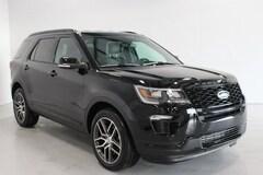 2019 Ford Explorer Sport SUV in Sturgis, MI