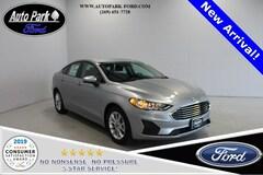 2020 Ford Fusion SE Sedan 3FA6P0HD0LR121604 in Sturgis, MI