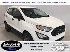 2020 Ford EcoSport S Crossover in Sturgis, MI
