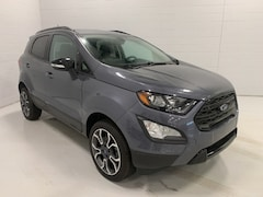 2020 Ford EcoSport SES Crossover in Sturgis, MI