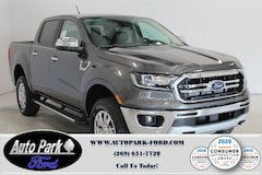 New 2020 Ford Ranger Lariat Truck 1FTER4FH6LLA61260 for sale in Bremen, IN